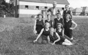 foto gym 1938